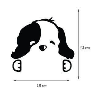 Sticker Intrerupator Catelus